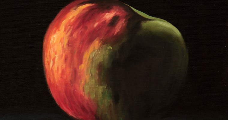 An Apple Still Life a Day Keeps the Doctor Away