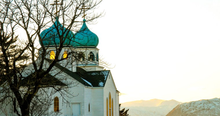 Russian Orthodox Churches in Kodiak