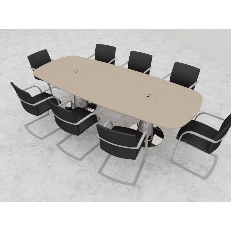 baccana table de reunion 10 personnes