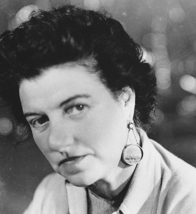Women in the arts: Peggy Guggenheim