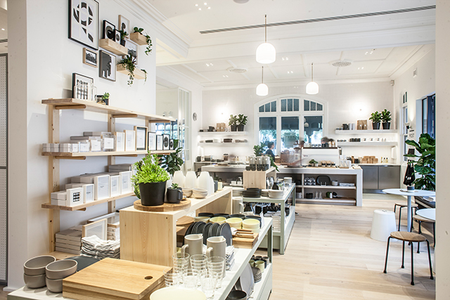 Country Road Opens Sorrento Concept Store And Cafe Buro