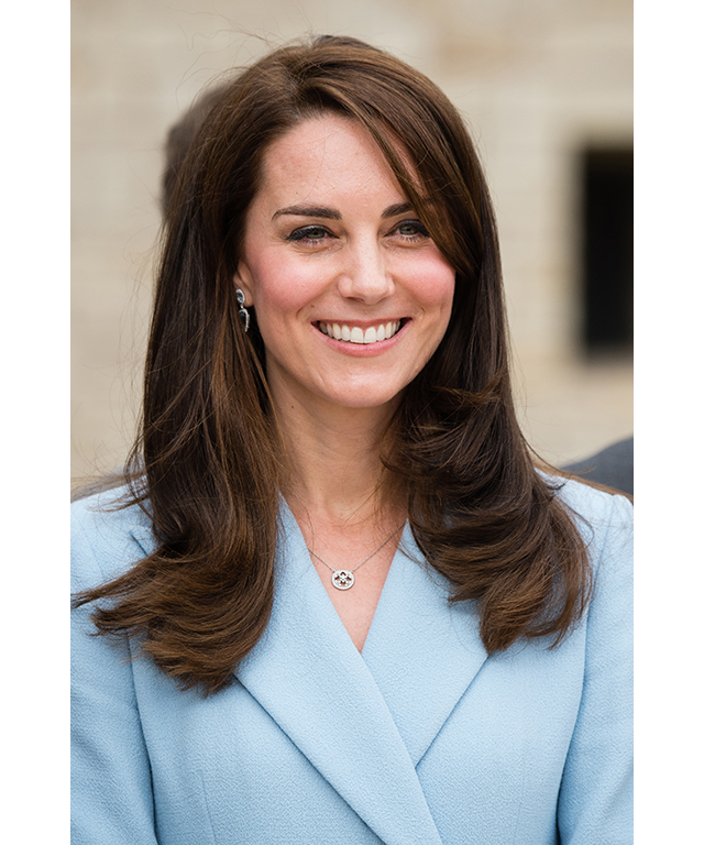 Kate Middleton Layered Haircut The Best Haircut Of 2018