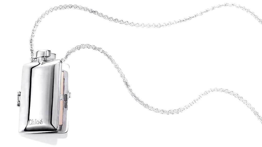 Chloé Ally Solid Perfume necklace