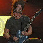 live fotografie Foo Fighters