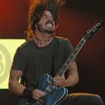 live fotografie Foo Fighters