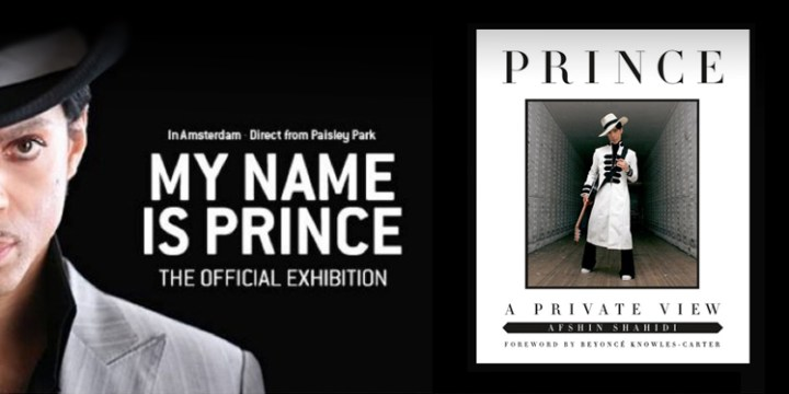 Q&A met Prince' hoffotograaf Afshin Shahidi