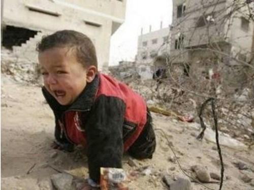 Gaza child 2011