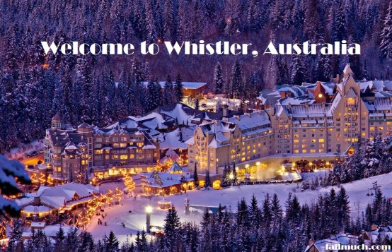 "Full story: Australia to ""strongly consider"" returning Whistler to Canada"