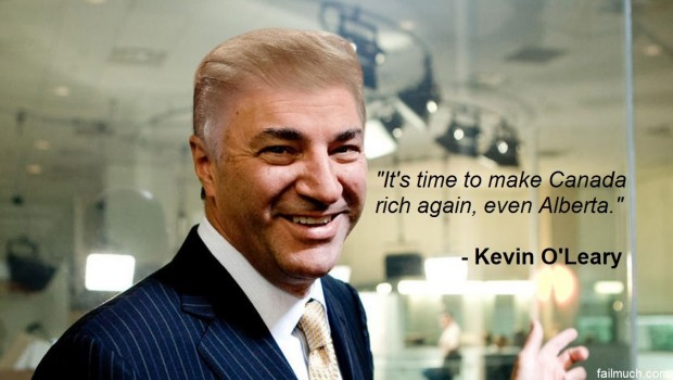 Kevin O'Leary Debuts New Red Hair, Continues to Deny Conservative Leadership Talks