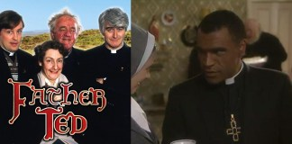 Black Man From Donegal Claims Father Ted Has Ruined His Life | Milkmen Blame Father Ted Episode