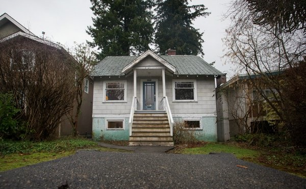 This Vancouver Home Just Sold For 10-Times Its Asking Price...
