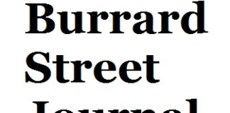 "The Burrard Street Journal - Satire website ""unsure""."