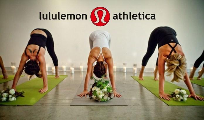 Lululemon Unveils New Bridal Yoga Pants