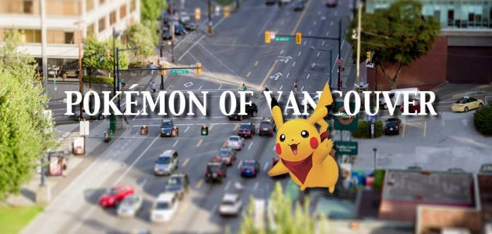 Pokemon Go Vancouver: Meet the Pokemon of Vancouver