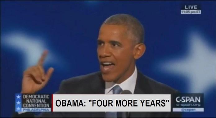 Obama DNC Speech: