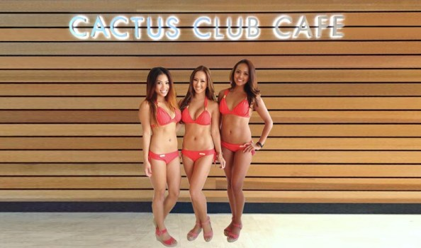 Cactus Club To Trial Controversial New Swimwear Dress Code For Female Staff | Vancouver cougar