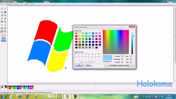 28 paint colors software free for Microsoft paint download