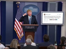 Trump Appoints Twitter As White House Press Secretary