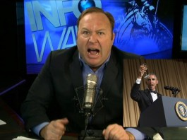 Alex Jones Selected To Host White House Correspondents' Dinner