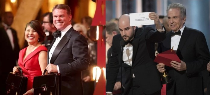 Wrong Oscar Accountants Get Death Threats After Mailman Mixes up envelopes