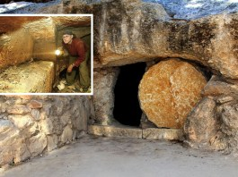 Origins Of CrossFit Found In Tomb Of Jesus Christ