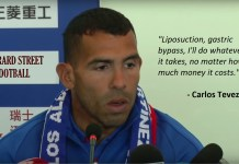 Carlos Tevez Vows To Get Back In Shape 'No Matter How Much It Costs'