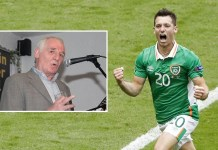 Eamon Dunphy Hospitalised After Learning OfWes Hoolahan's Retirement