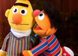 Bert And Ernie 'Just Fuck Buddies', Confirms Sesame Street