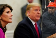 Nikki Haley Happy To Stay On As UN Ambassador For As Long As It Takes Kanye West To Learn The Ropes | Kanye West UN Ambassador