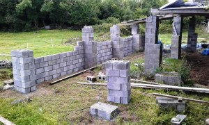 blocks laid by James 21-7-16