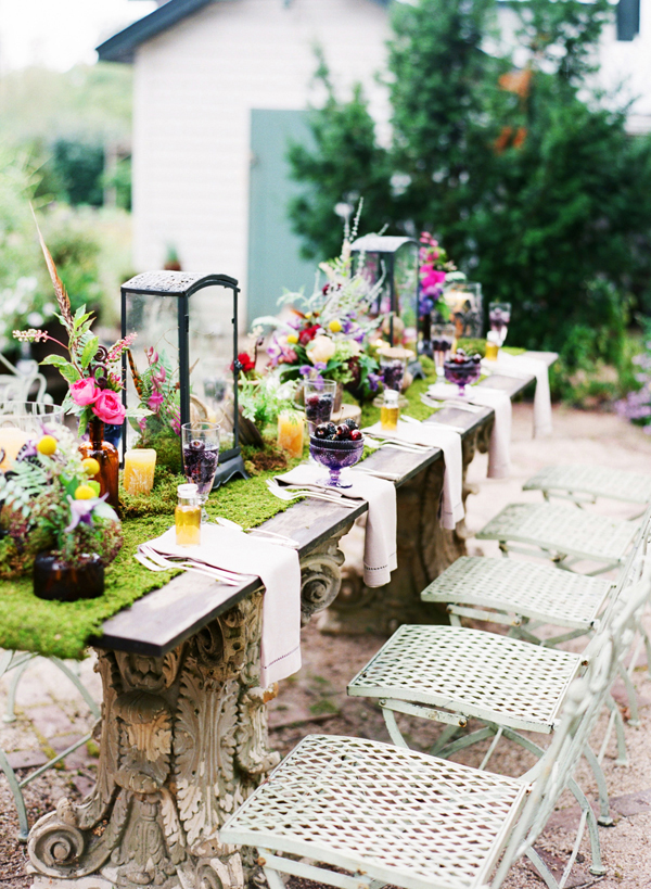 wildflower garden party
