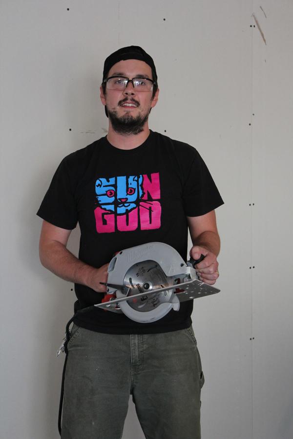 DIY Headboard | Burritos and Bubbly