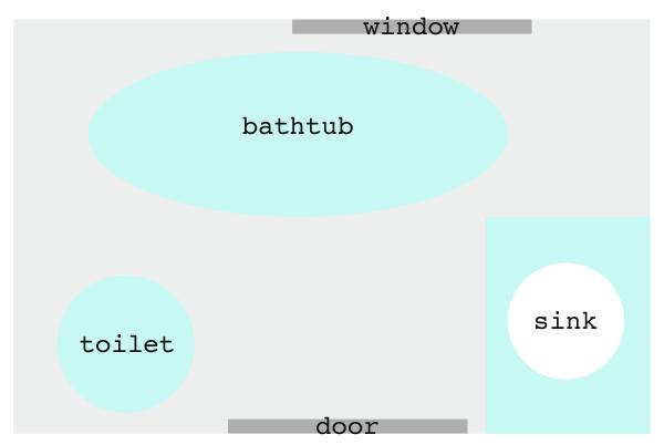 master bath plans | burritosandbubbly.com