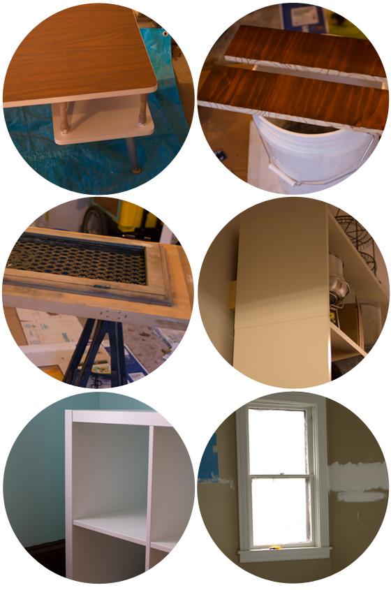 projects in progress