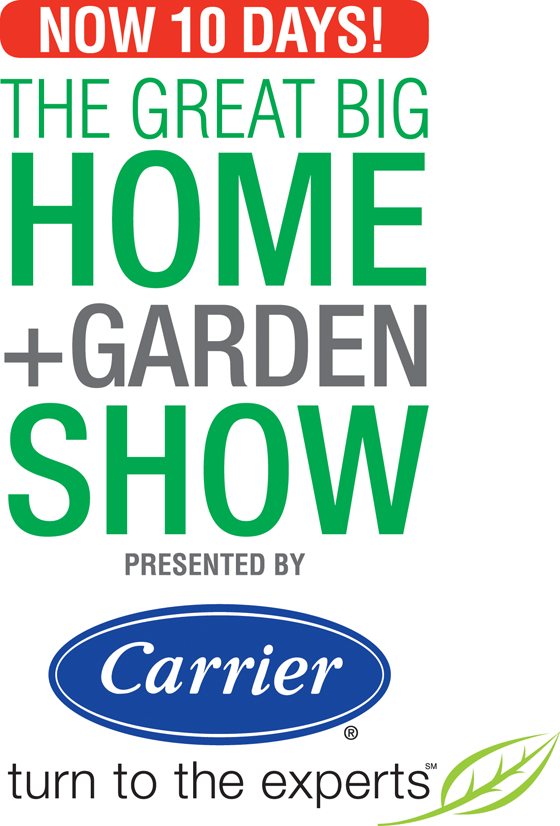 Giveaway: Great Big Home + Garden Show