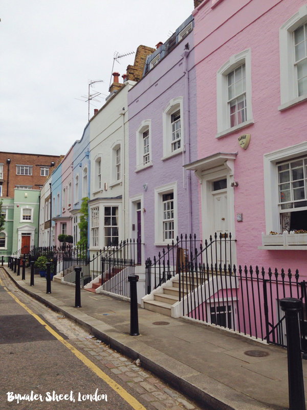 London Travel Guide: Bywater Street