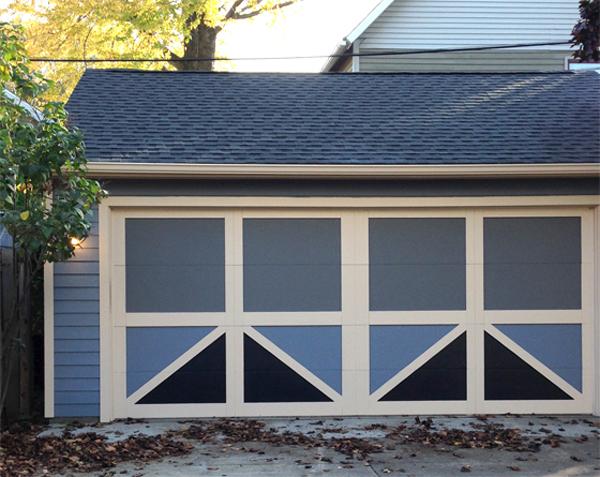 house tour: the garage