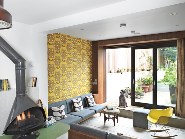 Dream House: Orla Kiely's Midcentury Home Tour