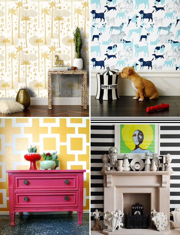 Inspiration: wallpaper love