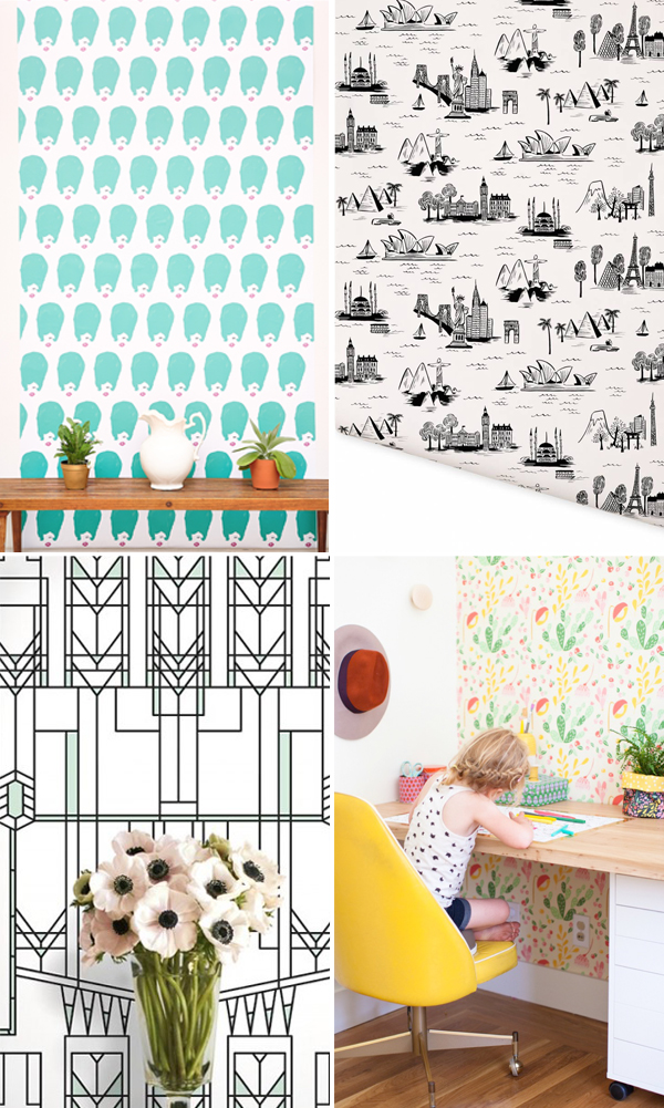 Inspiration: wallpaper love