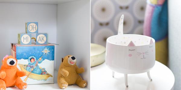 Joey Lulu's Modern, Minimal Nursery