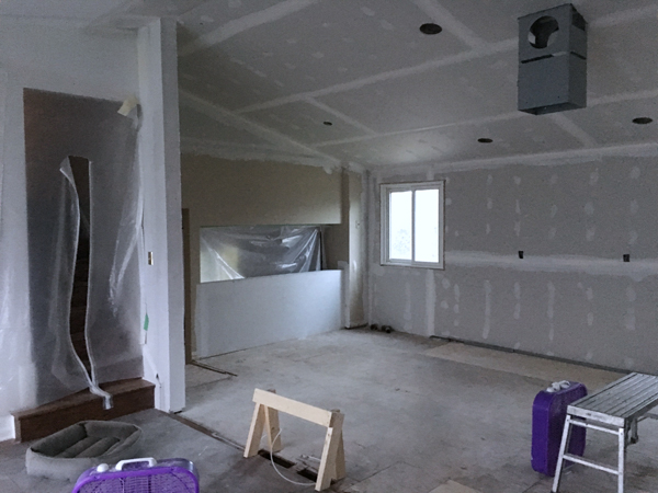 kitchen reno progress report #2