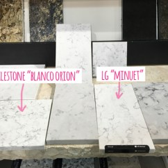 Home Depot Kitchen Sinks Undermount Design Studio Our Renovation: Tips For Buying Quartz Counters ...