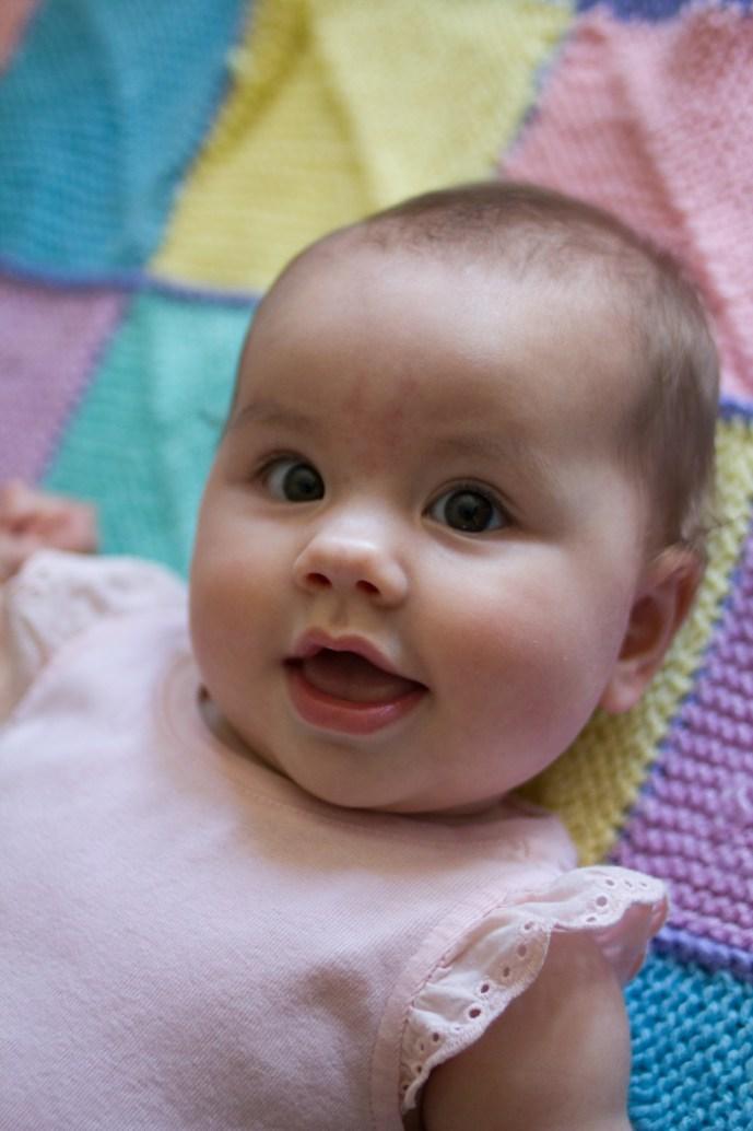 Joey Lulu, 8 months old