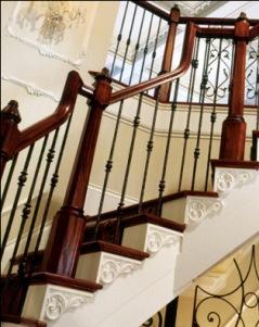 Stair Treads  Burroughs Hardwoods Inc