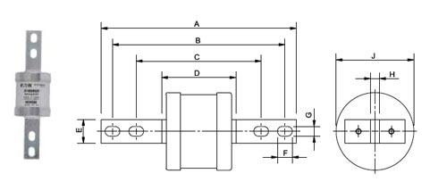 EF gG Low Voltage Fuses 415v AC