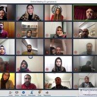 Üniversite adaylarına online moral