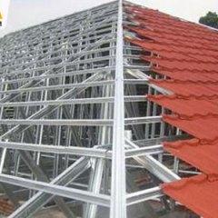 Jarak Reng Baja Ringan Atap Galvalum 5 Cara Pasang Genteng Metal Pada Yang Benar