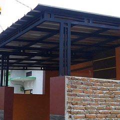 Baja Ringan Teras Rumah 20 Model Tiang Berbagai Design 2020
