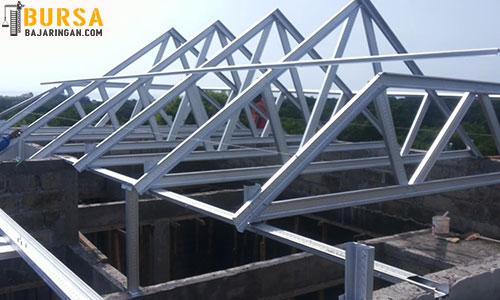 koefisien reng baja ringan 4 cara menghitung kebutuhan untuk atap